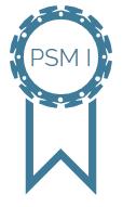 Preparación de la certificación de Scrum Master oficial de Scrum.org