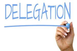 La delegación como herramienta de crecimiento