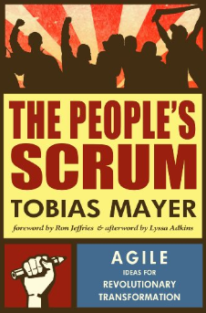 el libro de tobias mayer The people's Scrum